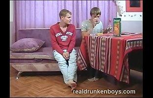 RealDrunkenBoys - Share drinks and cum xvid